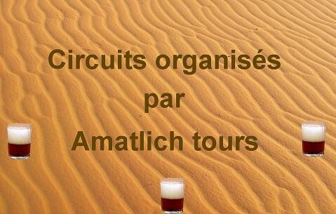 Circuits Amatlich tours
