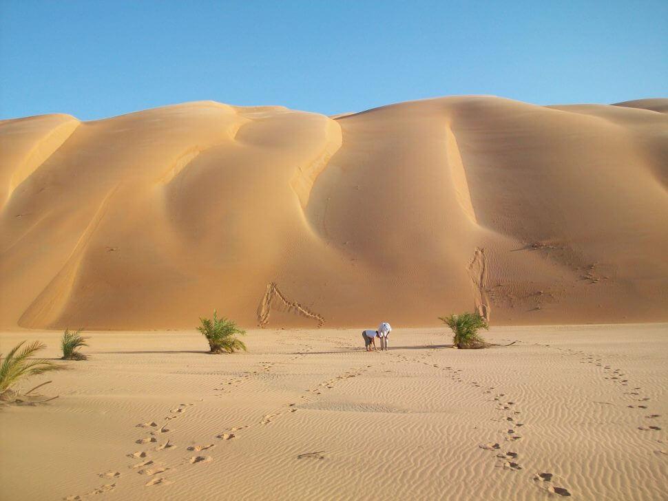 Erg Amatlich Mauritanie