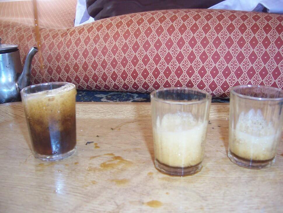Thé Mauritanienne