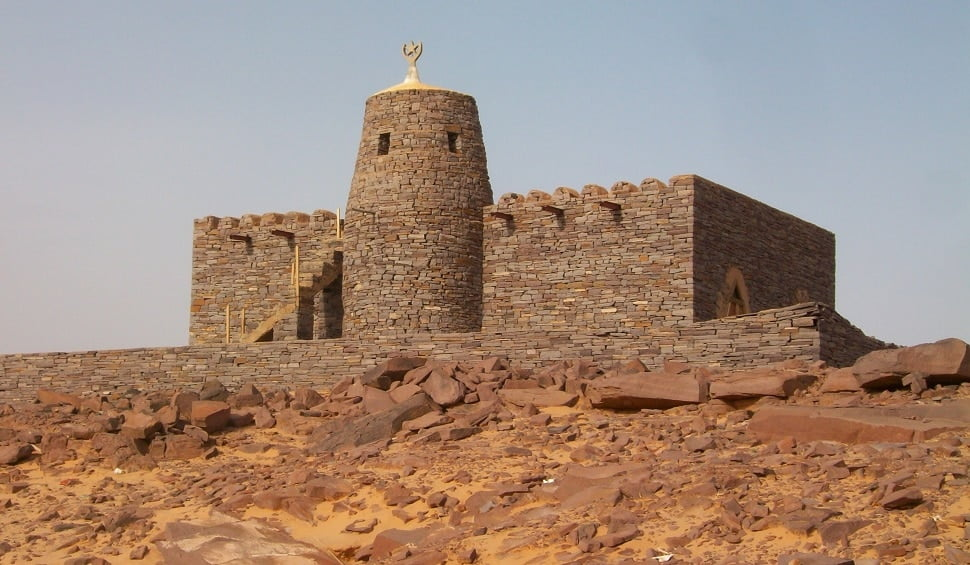 Mosquée de El Meddah