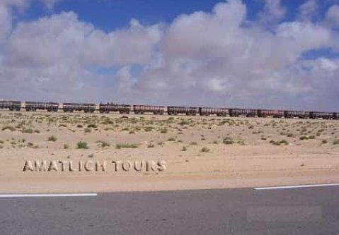 le train minéralier